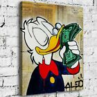"""24x20"""" Alec Monopoly """"Smell of Money"""" New HD print on canvas rolled up print"""