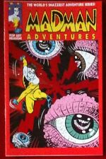 Madman Adventures - Ashcan Comic Book - Mike Allred - Hero Illustrated