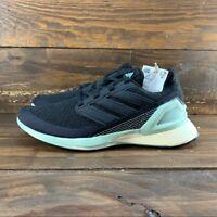 adidas RapidaRun J Black Ash Green Junior/ Women Running Shoes G26114 NEW