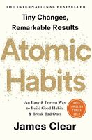 Atomic Habits The life-changing million copy bestseller Paperback by James Clear