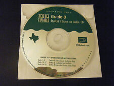 Science Explorer Grade 8 Texas Student Edition Chapter 19 (PC, 2002) - Disc Only