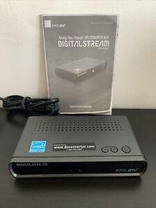 Digital Stream Dolby DTV Converter Box Only No Remote DTX9950
