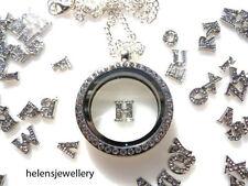 Glass Alloy Locket Costume Necklaces & Pendants