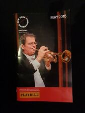 Playbill New York Philharmonic  5/2015   inc.  Warner Bros present Bugs Bunny