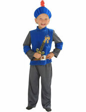 MIKE THE KNIGHT FANCY DRESS COSTUME 3/5 YEARS CRUSADER & SWORD BOOK WEEK
