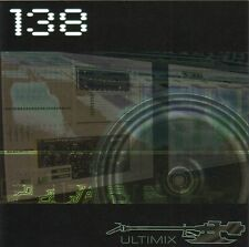 Ultimix 138 CD Ultimix Records Michael Jackson,Janet Jackson,Aly & AJ,Snoop Dogg