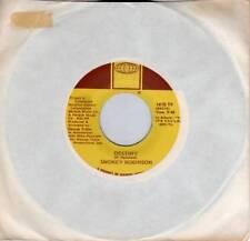 SMOKEY ROBINSON raro disco  45 giri MADE in USA Destiny