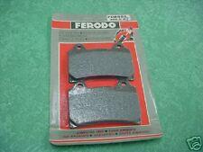 Ferodo Brake Pads Rear Yamaha XV1600 FZR750 TDM850 XVBZ13 FJ1200 FZR400 FDB662P
