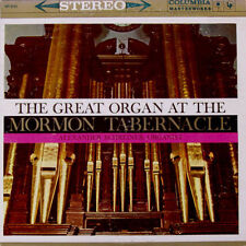 The Great Organ at the Mormon Tabernacle - LP