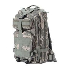 """New 17"""" ACU BACKPACK DAY PACK Bug Out Bag Survival Tactical Military Emergency"""