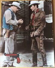 SHADOK Western Barry Sullivan Lon Chaney jr Aushangfoto #19