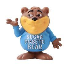"Ron English Popaganda Cereal Killers Sugar Diabetic Bear 3"" Vinyl Mini Mindstyle"