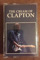 The Cream Of Clapton Eric Clapton Cassette Tape