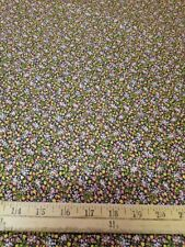 Andover Little House On The Prairie- Prairie Flowers 7947 K -- Cotton Fabric BTY