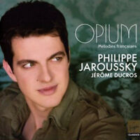 Philippe Jaroussky : Opium: Melodies Francaises CD (2009) ***NEW*** Great Value