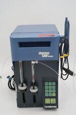 Hamilton Bonaduz AG MicroLab 1000 CH-7402 Lab Diluter Benchtop Dispenser