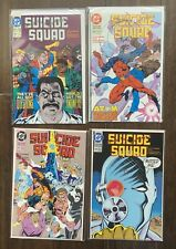 DC Comics Suicide Squad 1987 run #61 62 63 64 65 66 FINAL issues VF/NM