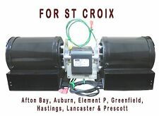 ST CROIX PELLET ROOM AIR CONVECTION BLOWER FAN  [PP7370]  80P20003-R
