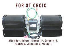 ST CROIX PELLET ROOM AIR CONVECTION BLOWER FAN  [PP7370]  80P20003-R