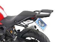 Ducati Monster 1100 Evo Alurack Topcasecarrier Negro Hepco y Becker