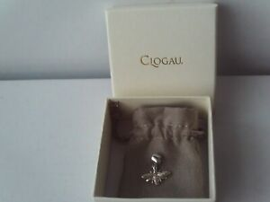 Clogau Queen Bee Milestones Bead Charm Sterling Silver 9ct Welsh Rose Gold NEW
