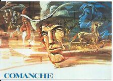 "CPM - Carte Postale HERMANN / GREG 1984 "" COMANCHE N° 32 """