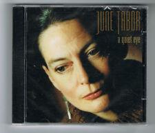 ♫ - JUNE TABOR - A QUIET EYE - CD 10 TITRES - 1999 - NEUF NEW NEU - ♫