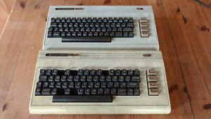 Vintage Commodore VIC-20 Lot Of 2 For Parts/ Repair