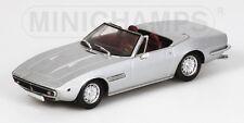 Maserati Ghibli Spider 1969 Silver 1:43 Model MINICHAMPS