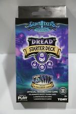 Lightseekers Trading Card Game Starter Pack - Dread NIP