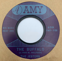 The Jesters 45 RPM Record Buffalo Alexander Graham Bull Any Vintage VG++ 21-38