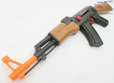 Toy Machine Guns Military Soldier Friction AK-47 Toy Rifle