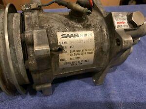 1987 88 89  Classic Saab 900 OEM 2.0L AC Air Conditioning Compressor 94 81 979