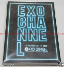 New EXO DOCUMENTARY TV SHOW EXO CHANNEL FC Limited Edition DVD L Japan F/S