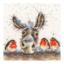 Bothy Threads Cross Stitch Kit - Christmas Donkey