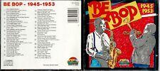 CD 3024 BE BOP 1945 1953