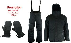 Romer Insulated Men's Snowmobile Suit (Jacket & Pant)