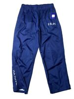 NWT Huk Gear CYA Packable Rain Pants Blue Fishing Waterproof Men's XXL