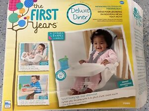 The First Years Deluxe Feeding Seat