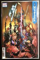 🔥✖️🗡 X OF SWORDS CREATION #1 Russell Dauterman Launch Variant X-Men Gemini NM