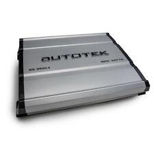 Autotek SS-2500.4 Super Sport 2500W Class A/B 4 Channel Car Audio Amp Amplifier