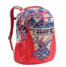 New NWT THE NORTH FACE Jester Backpack Women's Frequencies Print Laptop Bag