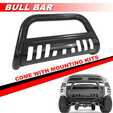 Black Bull Bar Front Bumper Push Grill Guard For 1992-1994 CHEVY BLAZER FULLSIZE