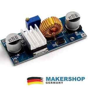 XL4015 DC Step Down 36V/5A Spannungsregler Arduino Wandler UBEC SBEC BEC
