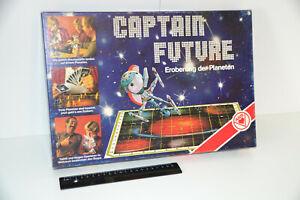 Captain Future/ Brettspiel -Eroberung der Welt  Neu/ OVP/ ASS/ original von 1980