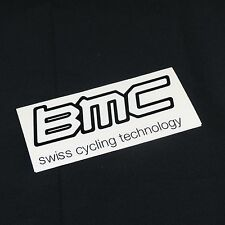 x2 BMC 165mm x 73mm Frame Sticker Decals for Mountain Road Bike Bicycle Cycle