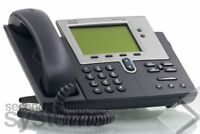 Cisco CP-7941G 7941 IP / VoIP Telefon Phone SIP and SCCP 7900 Serie