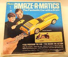 VINTAGE HASBRO AMAZE-A-MATICS CHRYSLER CHARGER III #5860 COMPLETE ca 1969!!