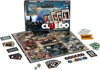 🕵🏻HARRY POTTER - CLUEDO BOARD GAME BRAND NEW SEALED 9+ 3-5 PLAYERS🕵🏻