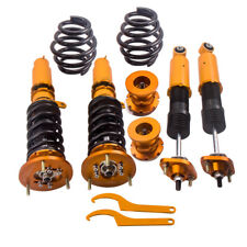 COILOVER for BMW E46 ADJUST SUSPENSION Lowering KIT + Spanner COILOVERS